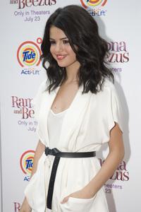 """Ramona and Beezus"" Premiere Selena Gomez7-20-2010 / Madison Square Park / New York NY / 20th Century Fox / Photo by Lauren Krohn - Image 23951_0054"