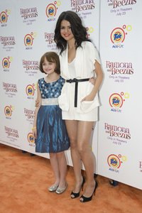 """Ramona and Beezus"" Premiere Selena Gomez, Joey King 7-20-2010 / Madison Square Park / New York NY / 20th Century Fox / Photo by Lauren Krohn - Image 23951_0057"