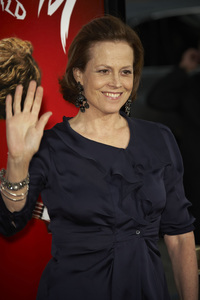 """Scott Pilgrim vs. the World"" Premiere Sigourney Weaver7-27-2010 / Grauman"