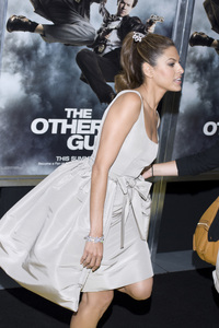 """""""The Other Guys"""" PremiereEva Mendes8-2-2010 / Ziegfeld Theater / New York NY / Columbia Pictures / Photo by Lauren Krohn - Image 23954_0035"""
