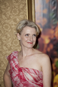 """Eat Pray Love"" Premiere Elizabeth Gilbert8-10-2010 / Ziegfeld Theater / New York NY / Columbia Pictures / Photo by Lauren Krohn - Image 23957_0085"