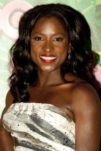 """HBO Post Emmy Party"" Rutina Wesley8-29-2010 / The Plaza at the Pacific Desighn Center / Hollywood CA / HBO / Photo by Annabel Park - Image 23964_0084"