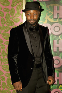 """""""HBO Post Emmy Party"""" Nelsan Ellis8-29-2010 / The Plaza at the Pacific Desighn Center / Hollywood CA / HBO / Photo by Annabel Park - Image 23964_0098"""