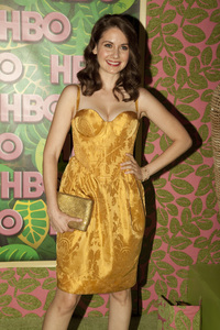"""HBO Post Emmy Party"" Alison Brie8-29-2010 / The Plaza at the Pacific Desighn Center / Hollywood CA / HBO / Photo by Annabel Park - Image 23964_0139"