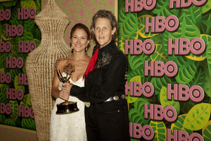 """HBO Post Emmy Party"" Emily Gerson Saines, Temple Grandin8-29-2010 / The Plaza at the Pacific Desighn Center / Hollywood CA / HBO / Photo by Annabel Park - Image 23964_0224"
