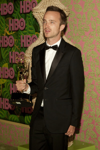 """HBO Post Emmy Party"" Aaron Paul8-29-2010 / The Plaza at the Pacific Desighn Center / Hollywood CA / HBO / Photo by Annabel Park - Image 23964_0303"