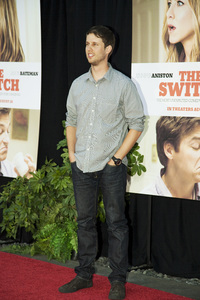 """""""The Switch"""" Jon Heder8-16-2010 / ArcLight Theater / Hollywood CA / Miramax Films / Photo by Annabel Park - Image 23966_0027"""