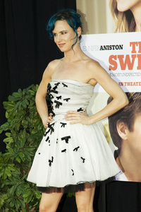 """""""The Switch"""" Juliette Lewis8-16-2010 / ArcLight Theater / Hollywood CA / Miramax Films / Photo by Annabel Park - Image 23966_0045"""