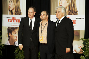 """""""The Switch"""" Albert Berger8-16-2010 / ArcLight Theater / Hollywood CA / Miramax Films / Photo by Annabel Park - Image 23966_0061"""