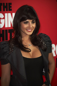 """The Virginity Hit"" Premiere Sunny Leone 9-7-2010 / Regal Cinemas - LA Live / Los Angeles CA / Sony Pictures / Photo by Benny Haddad - Image 23969_0037"