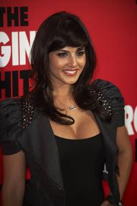 """The Virginity Hit"" Premiere Sunny Leone 9-7-2010 / Regal Cinemas - LA Live / Los Angeles CA / Sony Pictures / Photo by Benny Haddad - Image 23969_0037"