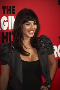 """The Virginity Hit"" Premiere Sunny Leone 9-7-2010 / Regal Cinemas - LA Live / Los Angeles CA / Sony Pictures / Photo by Benny Haddad - Image 23969_0038"