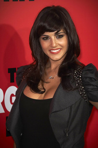 """The Virginity Hit"" Premiere Sunny Leone 9-7-2010 / Regal Cinemas - LA Live / Los Angeles CA / Sony Pictures / Photo by Benny Haddad - Image 23969_0042"