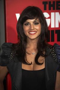 """The Virginity Hit"" Premiere Sunny Leone 9-7-2010 / Regal Cinemas - LA Live / Los Angeles CA / Sony Pictures / Photo by Benny Haddad - Image 23969_0052"