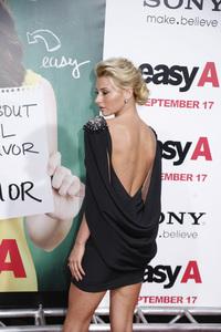 """Easy A"" Premiere Alyson Michalka9-13-2010 / Grauman"