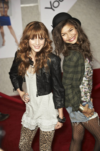 """You Again"" PremiereBell Thorne, Zendaya Coleman9-22-2010 / El Capitan Theater / Los Angeles CA / Disney / Photo by Benny Haddad - Image 23978_0039"