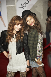 """You Again"" PremiereBell Thorne, Zendaya Coleman9-22-2010 / El Capitan Theater / Los Angeles CA / Disney / Photo by Benny Haddad - Image 23978_0040"