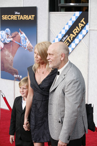 """Secretariat"" PremiereMarlowe Harris, Peta Wilson, John Malkovich9-30-2010 / El Capitan Theater / Los Angeles CA / Disney / Photo by Eleonora Ghioldi - Image 23981_0049"
