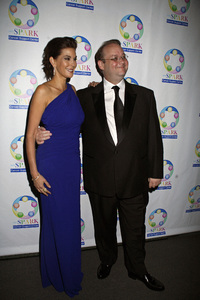 """""""Broadway Tonight: An Evening of Song and Dance"""" Marc Cherry and Teri Hatcher10-4-2010 / Alex Theater / Glendale CA / Photo by Eleonora Ghioldi - Image 23982_0070"""