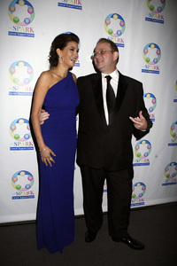 """""""Broadway Tonight: An Evening of Song and Dance"""" Marc Cherry and Teri Hatcher10-4-2010 / Alex Theater / Glendale CA / Photo by Eleonora Ghioldi - Image 23982_0071"""