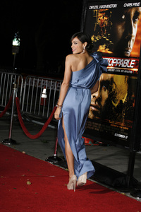 """Unstoppable"" Premiere Rosario Dawson10-26-2010 / Regency Village Theater / Westwood CA / Twentieth Century Fox / Photo by Eleonora Ghioldi - Image 23986_0102"