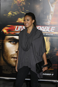 """Unstoppable"" Premiere Tracie Thoms10-26-2010 / Regency Village Theater / Westwood CA / Twentieth Century Fox / Photo by Eleonora Ghioldi - Image 23986_0123"