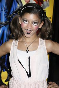 """""""Megamind"""" Premiere Zendaya Coleman10-30-2010 / Mann"""