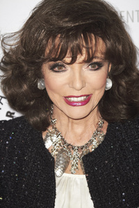 """""""Rules of Engagement Panel at The Paley Center"""" Joan Collins11-4-2010 / The Paley Center for Media / Beverly Hills CA / Photo by Benny Haddad - Image 23988_0039"""