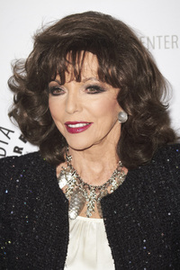 """""""Rules of Engagement Panel at The Paley Center"""" Joan Collins11-4-2010 / The Paley Center for Media / Beverly Hills CA / Photo by Benny Haddad - Image 23988_0040"""