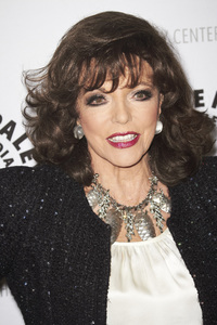 """""""Rules of Engagement Panel at The Paley Center"""" Joan Collins11-4-2010 / The Paley Center for Media / Beverly Hills CA / Photo by Benny Haddad - Image 23988_0042"""