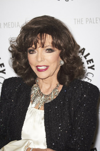 """""""Rules of Engagement Panel at The Paley Center"""" Joan Collins11-4-2010 / The Paley Center for Media / Beverly Hills CA / Photo by Benny Haddad - Image 23988_0049"""