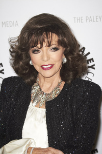 """""""Rules of Engagement Panel at The Paley Center"""" Joan Collins11-4-2010 / The Paley Center for Media / Beverly Hills CA / Photo by Benny Haddad - Image 23988_0050"""