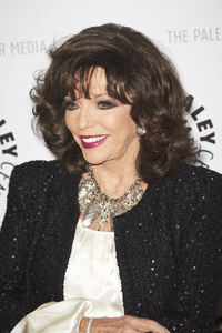 """""""Rules of Engagement Panel at The Paley Center"""" Joan Collins11-4-2010 / The Paley Center for Media / Beverly Hills CA / Photo by Benny Haddad - Image 23988_0051"""