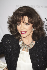 """""""Rules of Engagement Panel at The Paley Center"""" Joan Collins11-4-2010 / The Paley Center for Media / Beverly Hills CA / Photo by Benny Haddad - Image 23988_0054"""