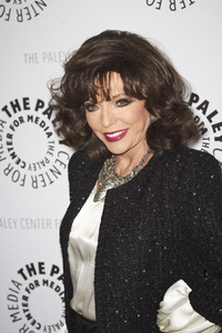 """""""Rules of Engagement Panel at The Paley Center"""" Joan Collins11-4-2010 / The Paley Center for Media / Beverly Hills CA / Photo by Benny Haddad - Image 23988_0057"""
