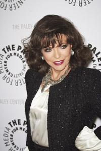 """""""Rules of Engagement Panel at The Paley Center"""" Joan Collins11-4-2010 / The Paley Center for Media / Beverly Hills CA / Photo by Benny Haddad - Image 23988_0058"""