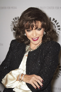 """""""Rules of Engagement Panel at The Paley Center"""" Joan Collins11-4-2010 / The Paley Center for Media / Beverly Hills CA / Photo by Benny Haddad - Image 23988_0062"""