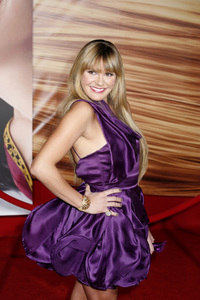 """""""Tangled"""" PremiereGrace Potter11-14-2010 / El Capitan Theater / Hollywood CA / Walt Disney Pictures / Photo by Eleonora Ghioldi - Image 23991_0165"""