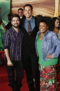 """Tangled"" PremiereZachary Levi, Josh Gomez and Yvette Nicole Brown11-14-2010 / El Capitan Theater / Hollywood CA / Walt Disney Pictures / Photo by Eleonora Ghioldi - Image 23991_0186"