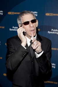"""Public Speaking"" PremiereRichard Belzer11-15-2010 / The Museum of Modern Art / New York NY / HBO / Photo by Lauren Krohn - Image 23992_0122"