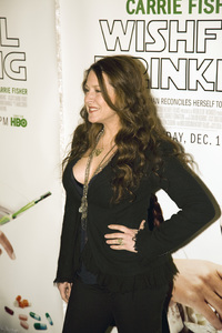 """""""Wishful Drinking"""" PremiereJoely Fisher12-7-2010 / Linwood Dunn Theater / Hollywood CA / HBO / Photo by Justin Vigardt - Image 23995_0022"""