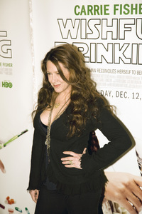 """""""Wishful Drinking"""" PremiereJoely Fisher12-7-2010 / Linwood Dunn Theater / Hollywood CA / HBO / Photo by Justin Vigardt - Image 23995_0023"""