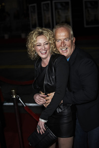 """The Fighter"" PremiereVirginia Madsen 12-6-2010 / Grauman"