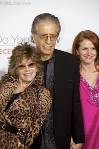 """""""How Do You Know"""" Premiere  Jane Fonda, Richard Perry12-13-2010 / Mann Village Theatre / Westwood CA / Columbia Pictures / Photo by Imeh Akpanudosen - Image 23998_0040"""
