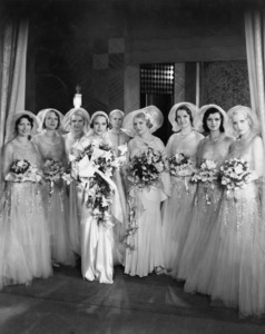 Kay Francis and Marie Deauville (2nd from right)circa 1930s** Sheryl Deauville Collection - Image 24002_0007