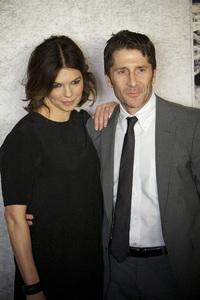 """Big Love"" PremiereJeanne Tripplehorn, Leland Orser1-12-2011 / Directors Guild of America / Hollywood CA / HBO / Photo by Imeh Akpanudosen - Image 24003_0110"