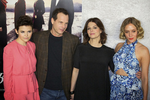 """Big Love"" PremiereGinnifer Goodwin, Bill Paxton, Jeanne Tripplehorn, Chloe Sevigny1-12-2011 / Directors Guild of America / Hollywood CA / HBO / Photo by Imeh Akpanudosen - Image 24003_0174"