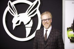 """The Green Hornet"" PremiereAdam Savage1-10-2011 / Grauman"
