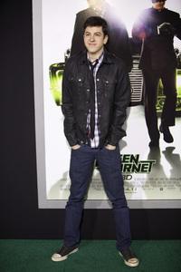 """The Green Hornet"" PremiereChristopher Mintz-Plasse1-10-2011 / Grauman"