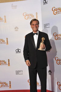 """The Golden Globe Awards - 68th Annual"" (Press Room)Aaron Sorkin1-16-2011 © 2011 Jean Cummings - Image 24010_0332"